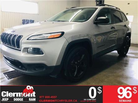 2018 Jeep Cherokee Sport (Stk: 21170A) in Toronto, Ajax, Pickering - Image 1 of 21