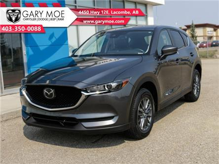 2019 Mazda CX-5 GS (Stk: F212692A) in Lacombe - Image 1 of 25