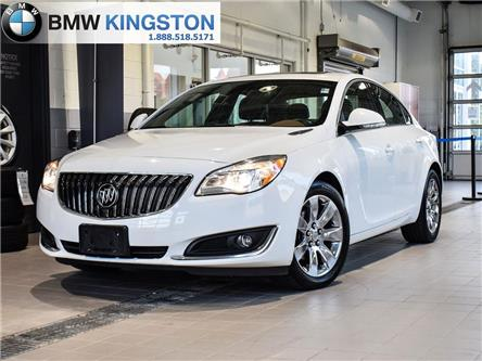 2017 Buick Regal Premium I (Stk: P1044A) in Kingston - Image 1 of 30