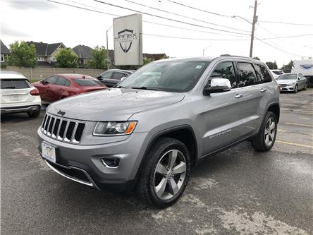 2015 Jeep Grand Cherokee Limited (Stk: 21274) in Ottawa - Image 1 of 24