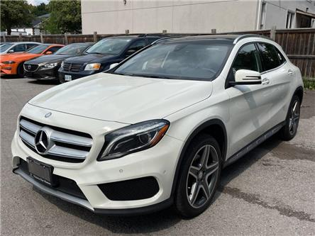 2016 Mercedes-Benz GLA-Class Base (Stk: 211687A) in Toronto - Image 1 of 24