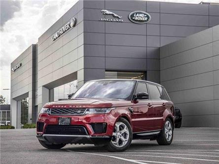 2020 Land Rover Range Rover Sport HSE PHEV (Stk: 21161A) in Ottawa - Image 1 of 21