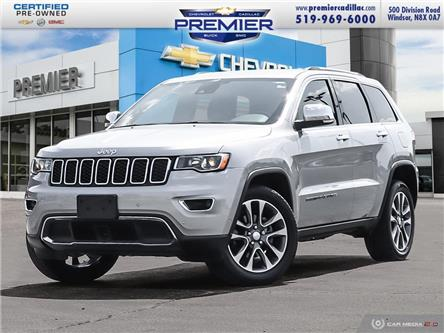 2018 Jeep Grand Cherokee Limited (Stk: TR93172) in Windsor - Image 1 of 27
