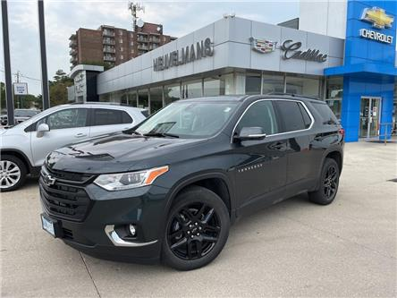 2020 Chevrolet Traverse 3LT (Stk: 21103A) in Chatham - Image 1 of 18