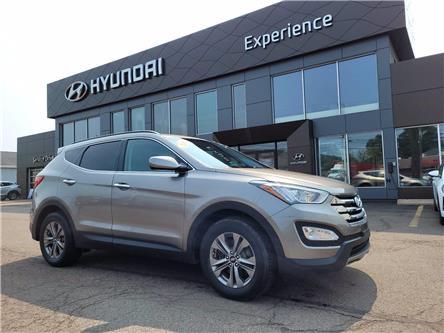 2016 Hyundai Santa Fe Sport 2.4 Premium (Stk: N1011A) in Charlottetown - Image 1 of 22