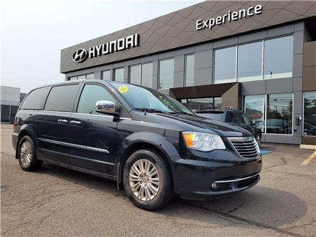 2015 Chrysler Town & Country Limited (Stk: N1469TA) in Charlottetown - Image 1 of 17