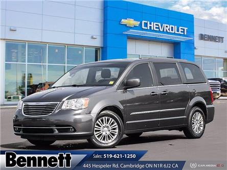 2015 Chrysler Town & Country Touring-L (Stk: 210842A) in Cambridge - Image 1 of 27
