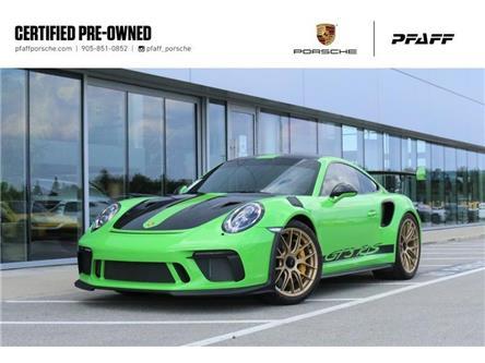 2019 Porsche 911 GT3 RS (Stk: U9848) in Vaughan - Image 1 of 30