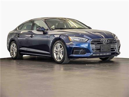 2018 Audi A5 2.0T Technik (Stk: PA906) in Ottawa - Image 1 of 21