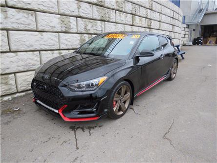 2020 Hyundai Veloster N BASE (Stk: D10866P) in Fredericton - Image 1 of 16