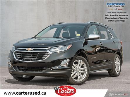 2021 Chevrolet Equinox Premier (Stk: 40289U) in Calgary - Image 1 of 27