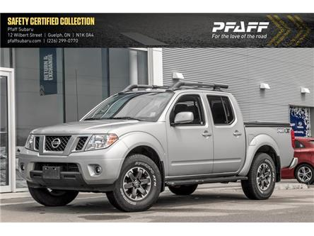 2017 Nissan Frontier PRO-4X (Stk: S01133A) in Guelph - Image 1 of 21
