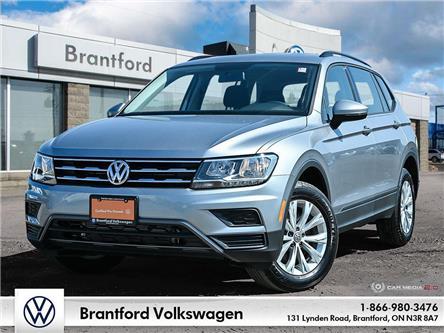 2020 Volkswagen Tiguan Trendline (Stk: P23020) in Brantford - Image 1 of 27