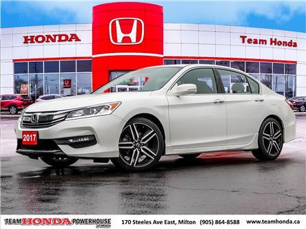 2017 Honda Accord Sport (Stk: 3939) in Milton - Image 1 of 30