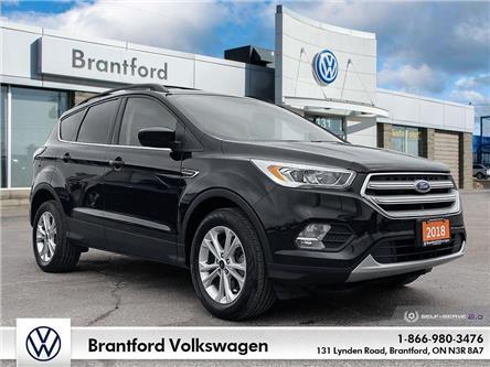 2018 Ford Escape SEL (Stk: TI21076A) in Brantford - Image 1 of 26