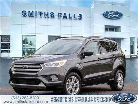 2018 Ford Escape SEL (Stk: SA1176) in Smiths Falls - Image 1 of 30