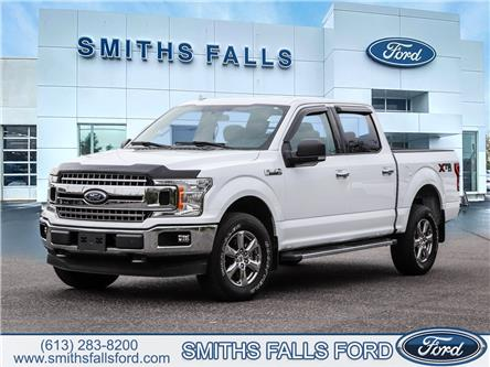 2018 Ford F-150 XLT (Stk: 21224A) in Smiths Falls - Image 1 of 28