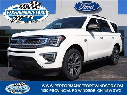 2021 Ford Expedition King Ranch (Stk: EP51495) in Windsor - Image 1 of 17