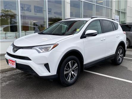 2018 Toyota RAV4 LE (Stk: CX072A) in Cobourg - Image 1 of 24