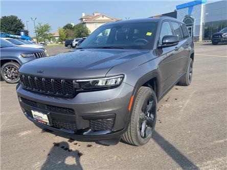 2021 Jeep Grand Cherokee L Laredo (Stk: 21-242) in Ingersoll - Image 1 of 21