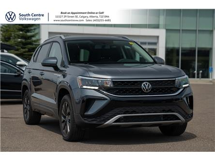 2022 Volkswagen Taos Comfortline (Stk: 20006) in Calgary - Image 1 of 41