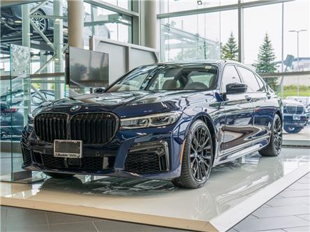 2021 BMW 750  (Stk: B931784) in Oakville - Image 1 of 29