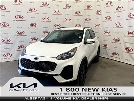 2022 Kia Sportage LX Nightsky Edition (Stk: 22954) in Edmonton - Image 1 of 26
