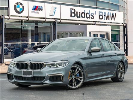 2018 BMW M550i xDrive (Stk: DB8237) in Oakville - Image 1 of 30