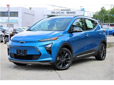 2022 Chevrolet Bolt EUV Premier (Stk: 3204056) in Toronto - Image 1 of 36