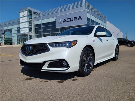 2020 Acura TLX Elite A-Spec w/Red Leather (Stk: 60105A) in Saskatoon - Image 1 of 14