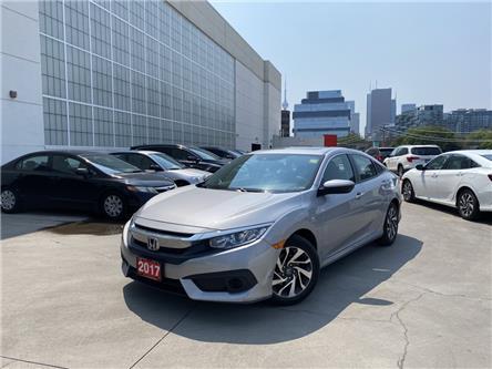 2017 Honda Civic EX (Stk: HP4434) in Toronto - Image 1 of 5