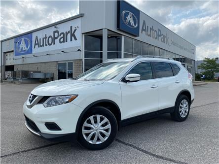 2016 Nissan Rogue S (Stk: 16-91176JB) in Barrie - Image 1 of 30
