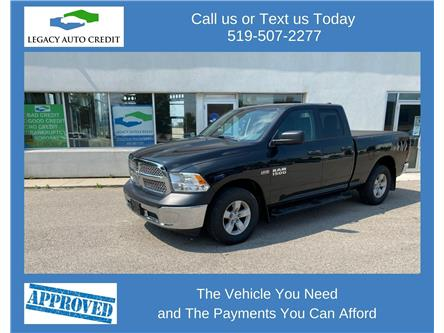 2017 RAM 1500 ST (Stk: 21122A) in Guelph - Image 1 of 15
