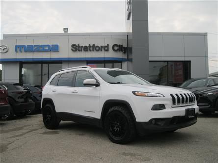 2015 Jeep Cherokee North (Stk: 20092A) in Stratford - Image 1 of 18