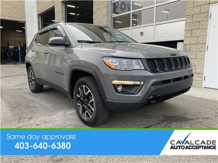 2019 Jeep Compass Sport (Stk: R61938) in Calgary - Image 1 of 23