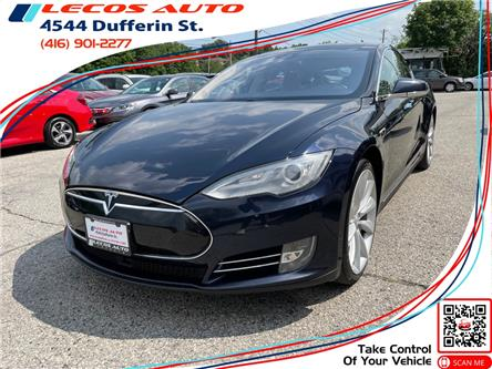 2014 Tesla Model S 90 (Stk: P58069) in Toronto - Image 1 of 18