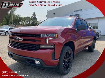 2021 Chevrolet Silverado 1500 RST (Stk: 230044) in Brooks - Image 1 of 15
