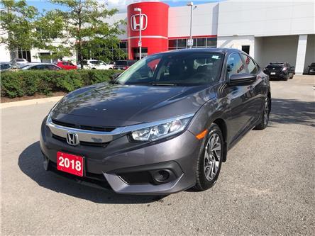 2018 Honda Civic EX (Stk: 29583L) in Ottawa - Image 1 of 16