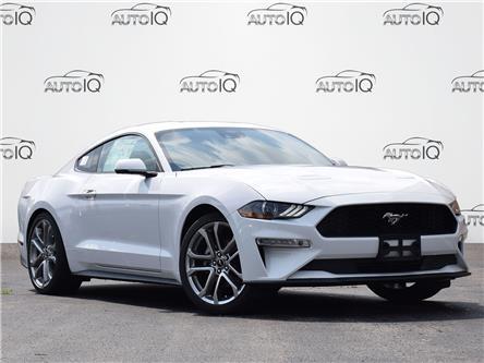 2021 Ford Mustang EcoBoost Premium (Stk: MC866) in Waterloo - Image 1 of 24