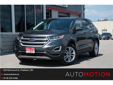 2015 Ford Edge SEL (Stk: 211328) in Chatham - Image 1 of 20