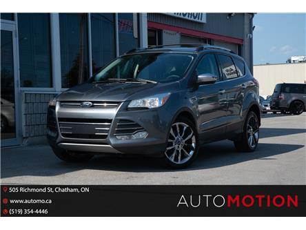 2014 Ford Escape SE (Stk: 211382) in Chatham - Image 1 of 18