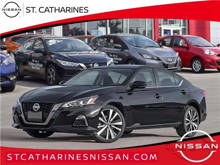 2021 Nissan Altima 2.5 SR (Stk: AL21011) in St. Catharines - Image 1 of 23