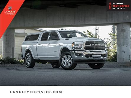 2019 RAM 3500 Big Horn (Stk: M647167A) in Surrey - Image 1 of 30