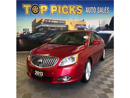 2013 Buick Verano Leather Package (Stk: 191780) in NORTH BAY - Image 1 of 30
