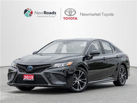 2019 Toyota Camry Hybrid SE (Stk: 363481) in Newmarket - Image 1 of 25