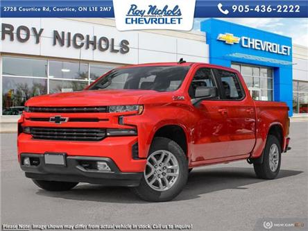 2021 Chevrolet Silverado 1500 RST (Stk: X481) in Courtice - Image 1 of 23