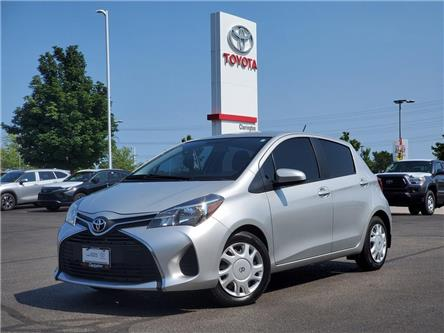 2016 Toyota Yaris  (Stk: P2737) in Bowmanville - Image 1 of 22