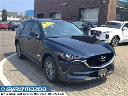 2018 Mazda CX-5 GS (Stk: 31259A) in East York - Image 1 of 27