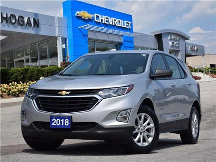 2018 Chevrolet Equinox LS (Stk: A146618) in Scarborough - Image 1 of 28