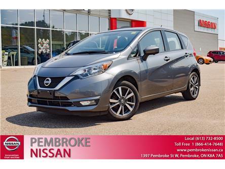 2017 Nissan Versa Note 1.6 SL (Stk: P242) in Pembroke - Image 1 of 30
